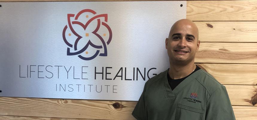 Team Member Alvin: Clinical Technician | Lifestyle Healing Institute®