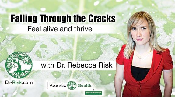 Falling Through the Cracks with Dr. Rebecca Risk | Lifestyle Healing Institute