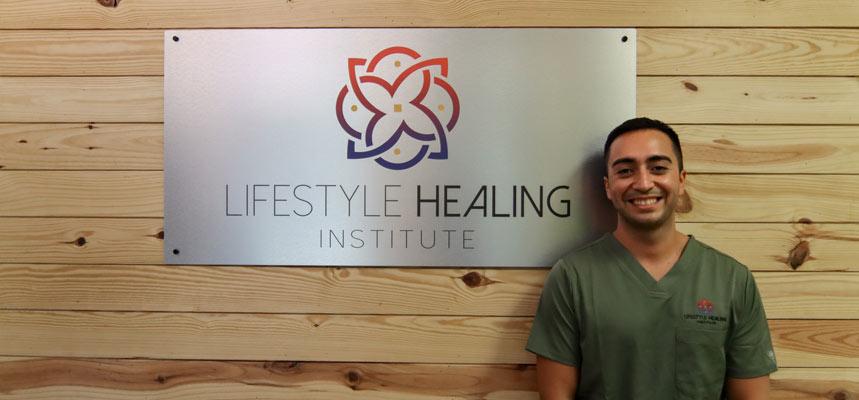 Team Member Millard: Clinical Technician | Lifestyle Healing Institute®