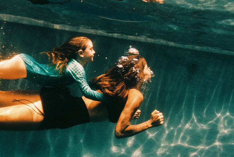 Mother and Daughter living free | Lifestyle Healing Institute