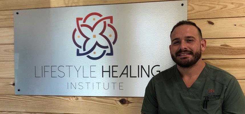 Team Member Nick: Clinical Technician | Lifestyle Healing Institute®