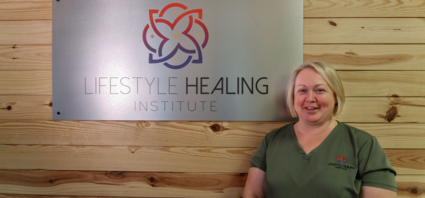 Team Member Pam: Clinic Manager | Lifestyle Healing Institute®