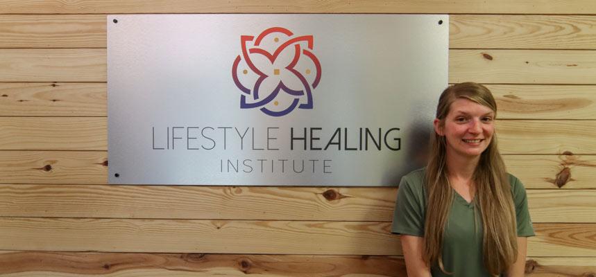 Team Member Sarah: Nurse | Lifestyle Healing Institute®