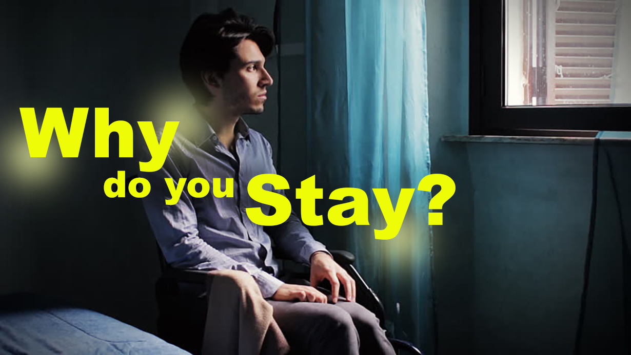 why stay