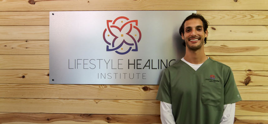 Team Member Wyatt: Founder | Lifestyle Healing Institute®